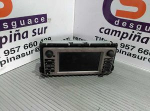 SISTEMA AUDIO / RADIO CD LAND ROVER RANGE ROVER 2002 - 2012